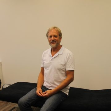 Osteopaat osteopathie Hugo van der Wal Praktijk Waterland Heenvliet